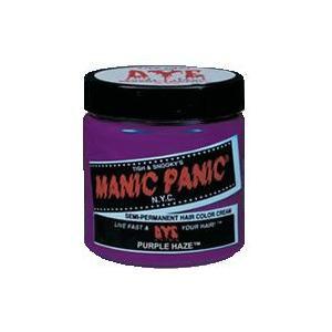 マニックパニック(MANIC PANIC) ヘアカラー パープルヘイズ 118ml|styling-resort