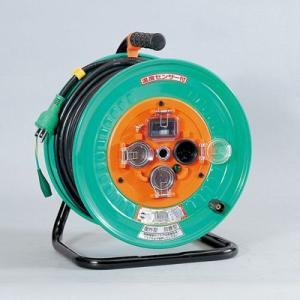 防雨・防塵型ドラム(温度センサー付/過負荷漏電保護兼用)屋外型 NW-EK33(メーカー直送)(代引不可)|styling-resort