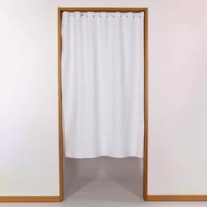 断熱・遮像・UVカット 縦長窓 小窓カーテン ガレット 100×150cm ホワイト ベージュ stylish-interior