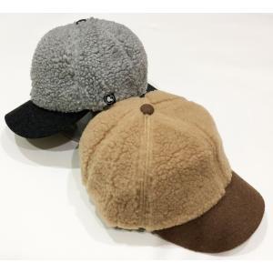 アンビギュアス モコモコキャップ 帽子 AMBIGUOUS STOOPS CAP 39-904|suave-tribe