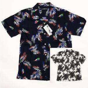 クローゼット 総柄プリント半袖開襟シャツ CLOTHETE CSSH19000  メンズ トロピカル suave-tribe