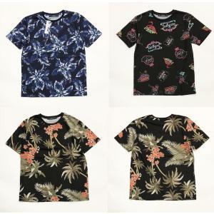 クローゼット 総柄プリントTシャツ CLOTHETE CSTE19042 suave-tribe
