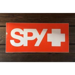 SPY スパイステッカー 特大|suave-tribe