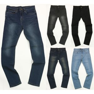クローゼット ストレッチ デニムパンツ CLOTHETE TWILLPANT CLPT17100 メンズ カラーデニム スリムストレート suave-tribe