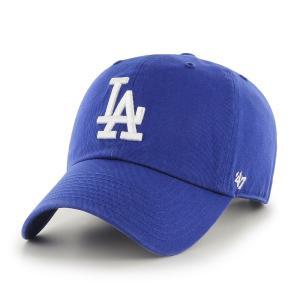 ロサンゼルス・ドジャース キャップ Dodgers'47 CLEAN UP Royal RGW12GWS RYN  フォーティーセブン|suave-tribe