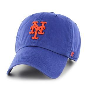 ニューヨークメッツ キャップ Mets '47 CLEAN UP ROYAL RGW16GWS RY  フォーティーセブン|suave-tribe