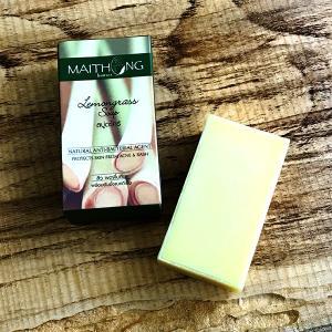 マイトーン(マイトン)MAITHONG|レモングラス ハーバルソープ 石けん 内容量100g アロマ・ソープ|suaythai