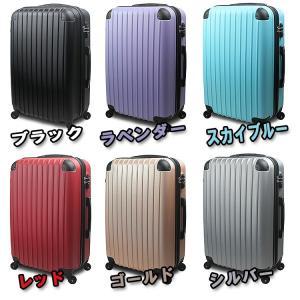 スーツケース キャリーバッグ 人気 中型 Mサ...の詳細画像1