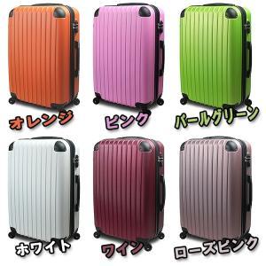 スーツケース キャリーバッグ 人気 中型 Mサ...の詳細画像2