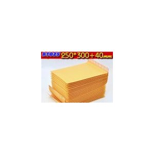 クッション封筒 緩衝材付き エアキャップ付き ウィバッグ ポップエコクッション封筒60枚 (B5書籍サイズ) (250*300+40mm) succul-shop