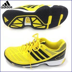 アディダス(adidas) バドミントンシューズ ビーティー フェザー(BT Feather) G64346 バドミントン ラケットスポーツ シューズ 2013年モデル|succul-shop
