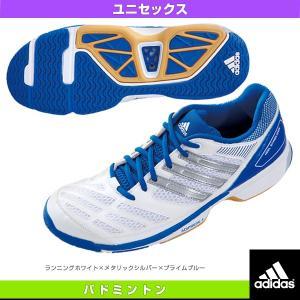 アディダス(adidas) バドミントンシューズ ビーティー フェザー(BT Feather) Q23636 バドミントン ラケットスポーツ シューズ 2013年モデル|succul-shop
