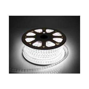 LEDテープライト 5050型チップ 110V ホワイト 50M 3000発 IP68防水 succul