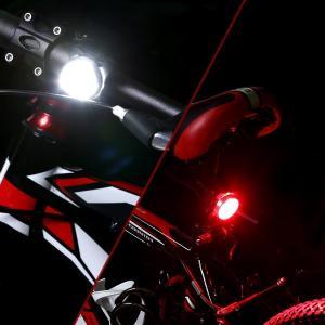 自転車ライト サイクルライト USB充電 LED フロントライト リアライト 高輝度 強力照射 セーフティライト 防水 SUCCUL|succul|06