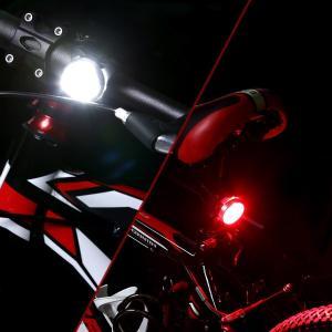 SUCCUL 自転車ライト サイクルライト USB充電 LED フロントライト リアライト 高輝度 強力照射 セーフティライト 防水|succul|06