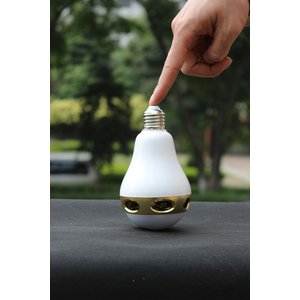 Bluetoothスピーカー搭載LED電球 【1千600万種類カラー設定】 LEDライトスピーカー ワイヤレススピーカー LED電球 スピーカー 【送料無料】 SUCCUL succul 02