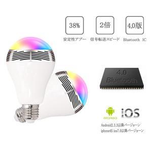 Bluetoothスピーカー搭載LED電球 【1千600万種類カラー設定】 LEDライトスピーカー ワイヤレススピーカー LED電球 スピーカー 【送料無料】 SUCCUL|succul|05