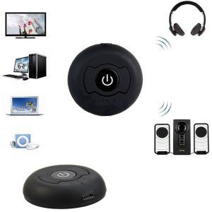 Bluetoothオーディオ送信機 オーディオトランスミッター  2人可 3.5mmステレオミニプラグ Bluetooth 4.0 ワイヤレス化 SUCCUL|succul|02
