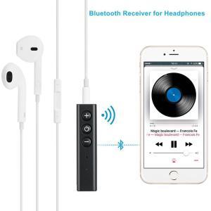 ミュージックレシーバー bluetooth ワイヤレスオーディオレシーバー ハンズフリー通話 iPad/iPhone/スマホなどbluetooth発信端対応|succul