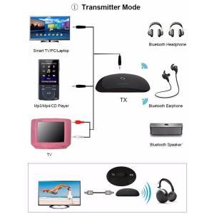SUCCUL Bluetooth トランスミッター レシーバー 受信機 送信機 一台二役 送受信両用 高音質 CDクオリティ 2台同時接続 [メーカー正規品]|succul|04