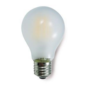 SUCCUL LEDフロスト電球 消費電力5W 調光器非対応タイプ 白熱電球40W相当 口金E26 電球色|succul