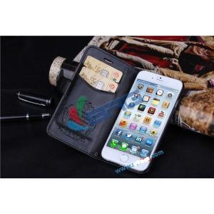 iPhone6 ケース 手帳型 iphoneケース スタンド機能 カードポケット付 (2枚収納) スマホケース アイフォン6 ケース カバー succul