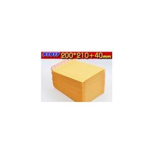 SUCCUL クッション封筒 緩衝材付き エアキャップ付き ウィバッグ ポップエコクッション封筒100枚 (CDサイズ) (200*210+40mm) succul