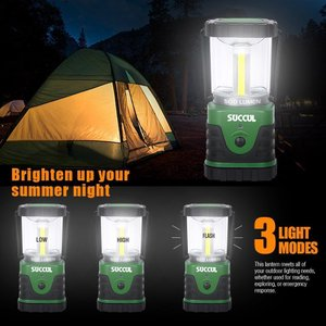 LEDランタン 3モード 昼白色 500LM 最大点灯40時間 防水 アウトドア キャンプ 登山 釣り 夜間 防災 緊急 懐中電灯|succul|09