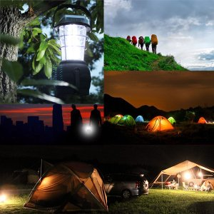 SUCCUL セール LEDランタン 60灯 6way 充電式 電池式 ランタンライト ソーラー キャンプ 懐中電灯 釣り 手回し アウトドア 防災|succul|06