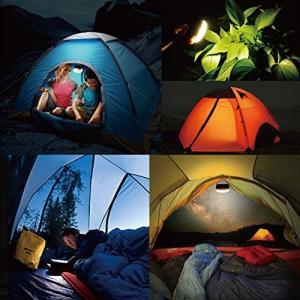 ランタン テント用 180ルーメン 単4電池 LED ライト 懐中電灯 軽量 コンパクト テント内 ランタン キャンプ 夜釣り 防災用 eneloop対応 SUCCUL|succul|09