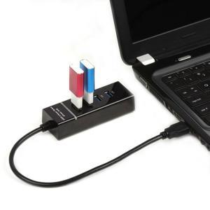 SUCCUL USBハブ USB3.0 高速 4ポート コンパクト 5Gbps USB HUB ハブ USB2.0/1.1との互換性あり 電源不要 バスパワーPC パソコン USB HUB ハブ|succul|04