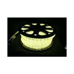 SUCCUL LEDチューブライト(ロープライト) 温白 シャンパンゴールド 2芯タイプ 100m 直径10mm 3000球 一ヶ月保証|succul