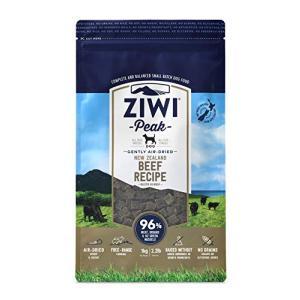 送料無料 ZiwiPeak(ジウィピーク) エアドライ・ドッグフード NZグラスフェッド・ビーフ 1kg