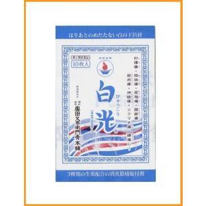 奥田家下呂膏(白光)10枚入 【第3類医薬品】|sudareyosizu