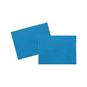 入浴用すべり止めマット アロン化成 安寿 吸着すべり止めマットC(2枚入) (ブルー)535-127|sudasyop