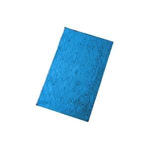 入浴用すべり止めマット アロン化成 安寿 吸着すべり止めマットS(ブルー)535-447|sudasyop