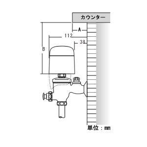 フラッシュマン 後付小便器センサー FM6T(T60型フラッシュバルブ(TOTO製)用)ミナミサワ|sudasyop|03