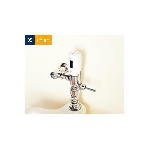 フラッシュマンノンタッチ FMNL-B(INAX フタがカバー付き)  汚物流し便器洗浄用センサー ミナミサワ|sudasyop