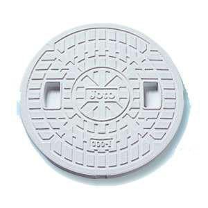マンホール Joto 丸マス蓋(枠なし) 樹脂製 耐圧2トン 300型(直径328mm) JT2-300CW 城東テクノ|sudasyop