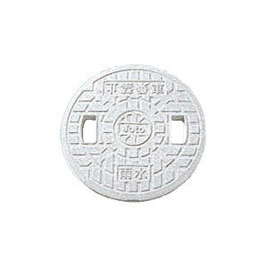 マンホール Joto 丸マス蓋 樹脂製  250型(直径278mm) JM250ULW(雨水・穴あり) 城東テクノ|sudasyop