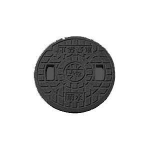 マンホール Joto 丸マス蓋 ブラック 樹脂製  250型(直径278mm) JM250UL(穴なし) 城東テクノ|sudasyop