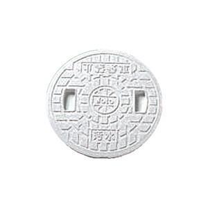 マンホール Joto 丸マス蓋 樹脂製  300型(直径328mm) JM300ULW(汚水・穴なし) 城東テクノ|sudasyop