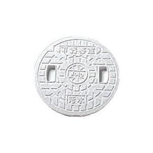 マンホール Joto 丸マス蓋 樹脂製  250型(直径278mm) JM250ULW(汚水・穴なし) 城東テクノ|sudasyop