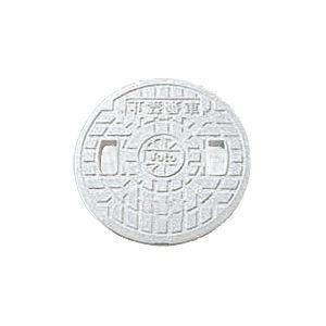 マンホール Joto 丸マス蓋 樹脂製  250型(直径278mm) JM250ULW(文字なし・穴なし) 城東テクノ|sudasyop