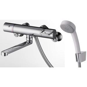 バス水栓金具  サーモシャワー混合栓 [エアインシャワー]TMGG40E TOTO|sudasyop