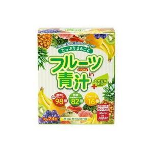 青汁 送料無料 ポイント消化 置き換え フルーツ青汁 飲料|suehiro-cop