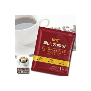 UCC 職人の珈琲 ドリップコーヒー あまい香りのモカブレンド ポイント消化 送料無料 ネコポス (20袋セット)|suehiro-cop