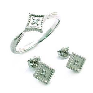 ダイヤモンド指輪 プラチナ ダイヤモンドリング ピアス【今だけ代引手数料無料】 suehiro