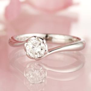 婚約指輪 エンゲージリング ダイヤモンド ダイヤ リング 指輪 人気 ダイヤ プラチナ リング セール クリスマス プレゼント|suehiro