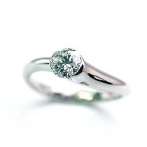 鑑定書付き エンゲージリング ダイヤモンド ダイヤ プラチナ リング 婚約指輪 セール クリスマス プレゼント|suehiro
